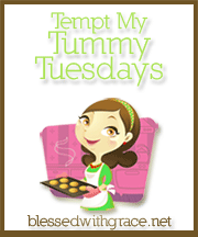 Tempt my Tummy Tuesday